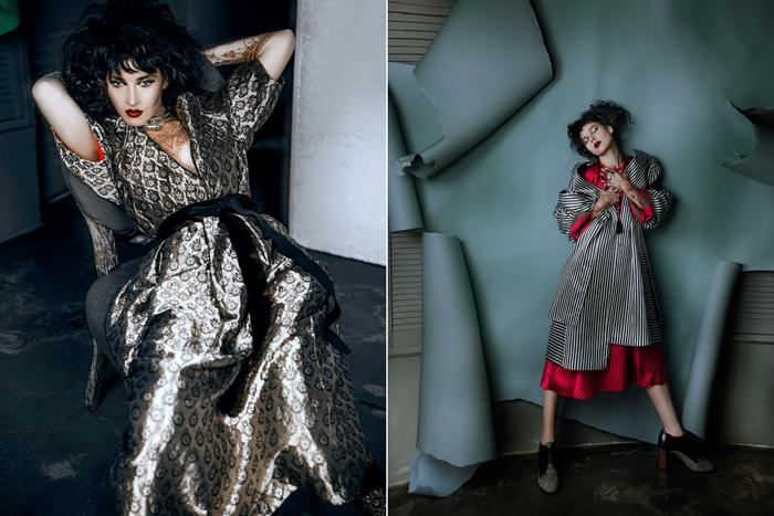 Мастхэвы весны: 21 модный образ от российских дизайнеров в лукбуке Kalina Shop